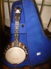 GEORGE FORMBY MODEL BANJO IN CASE
